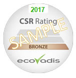 certified by covadis hunan chemical
